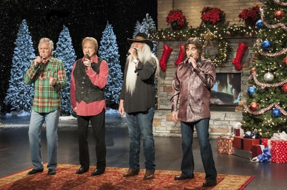 The Oak Ridge Boys Christmas Tour