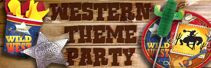 Western Themed New Year Party